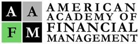 Financial Analyst Certified Wealth Manager Chartered AAFM